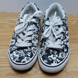 Disney Shoes - Disney Mickey Mouse sneakers sz 6